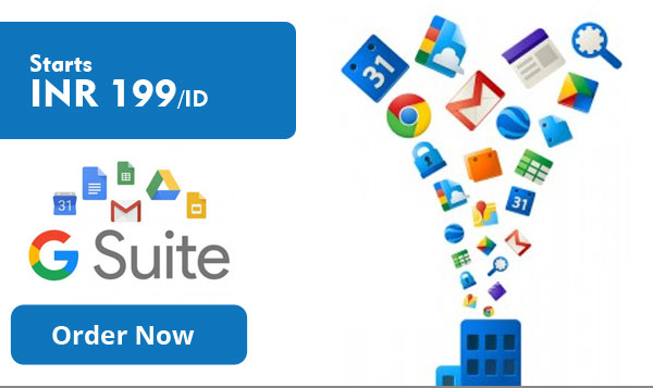 Buy Gsuite Email